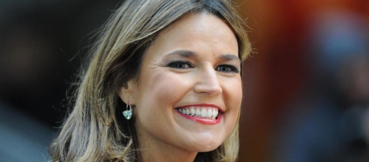 Savannah Guthrie goes on maternity leave from the 'Today' show