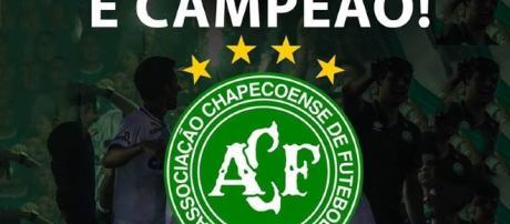 Chapecoense ganhará título de campeã da Copa Sul-Americana