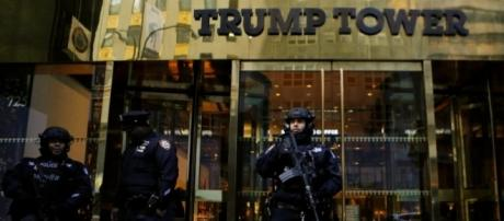 Secuity for President-elect Trump costs NYC taxpayers millions | PBS NewsHour - pbs.org