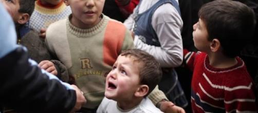 19mila bambini sfollati in 4 giorni