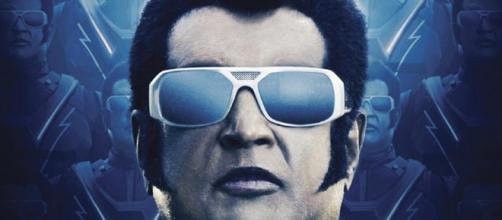 2.0 First Look: Rajinikanth Returns in His Robot Getup - News18 - news18.com