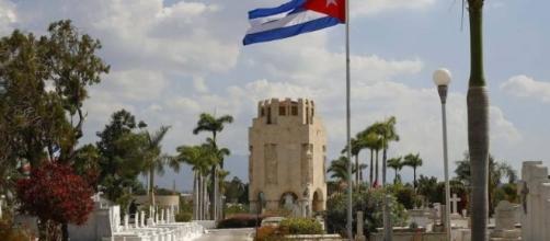 Cementerio de Santa Ifigenia, en Santiago de Cuba, donde se encuentra la tumba de José Martí y será enterrado Fidel Castro