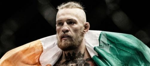 Conor McGregor isn't going anywhere | photo credit: FashionBeans - fashionbeans.com