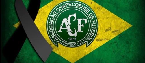Hoje o Brasil está junto com a Chapecoense