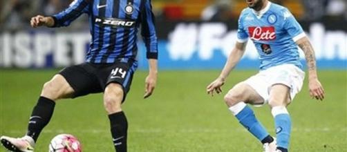 Immagine: Ivan Perisic, centrocampista dell'Inter.