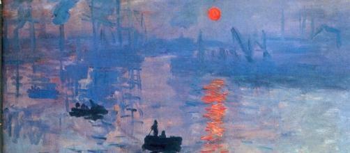 Monet: impressione sole nascente