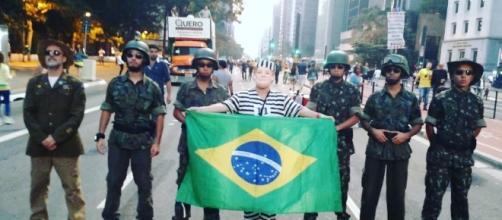 Protestos ocorrerão neste domingo dia (4)