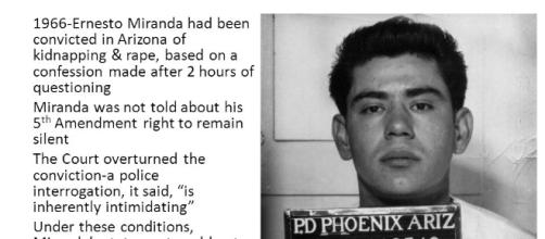 """The 5 th Amendment """"I plead the 5 th """" is a phrase used by many ... - slideplayer.com"""
