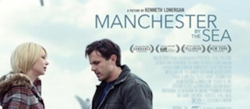Theatrical Poster for 'Manchester By The Sea' (used by permission Amazon Studios/Roadside Attractions)
