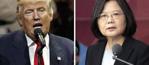 Trump's Phone Call With Taiwan President Sparks China Complaint - WSJ - wsj.com