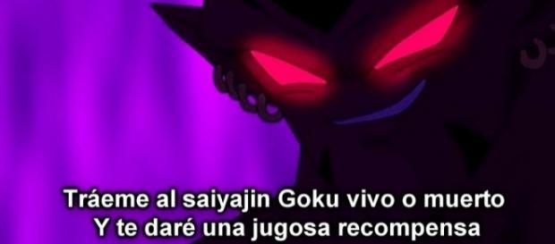 Goku posiblemente sea asesinado por Hit