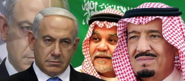 Israel amd Saudi Arabia freedom of press - photo screencap via Youtube