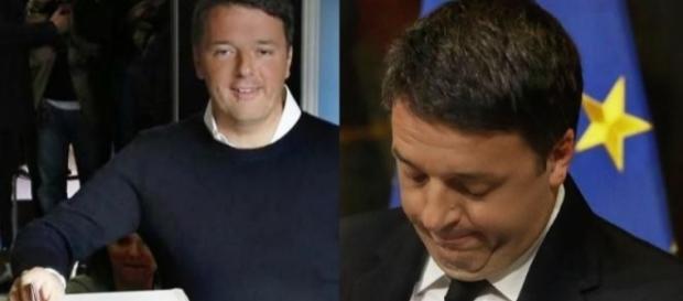 Matteo Renzi annuncia le sue dimissioni a Palazzo Chigi, dopo la schiacciante vittoria del 'NO'. #BlastingNews