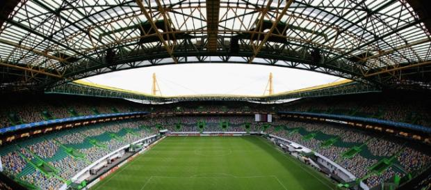 O Estádio José Alvalade recebe este encontro.