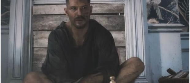 Tom Hardy will start in Taboo new BBC drama series / Photo screencap via JoBlo TV Show Trailers, YouTube