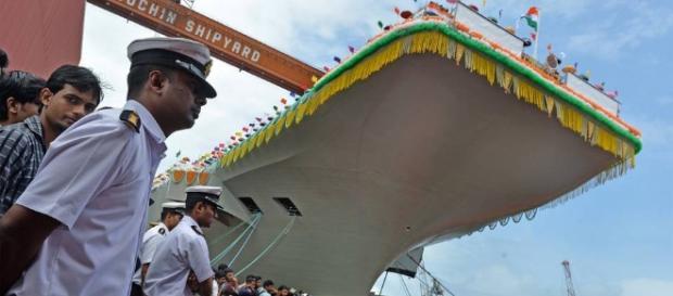 U.S. Effort to Help India Build Up Navy Hits Snag - WSJ - wsj.com