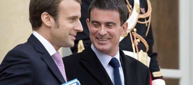 Valls dément toute mésentente avec Macron