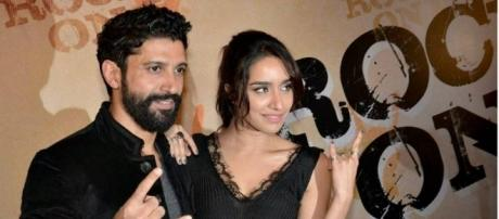 Farhan Akhtar opens up about link-up rumours with Shraddha Kapoor ... - indiatimes.com