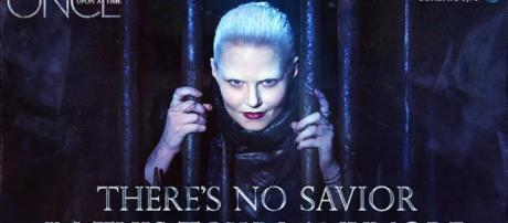 Once Upon A Time season 5: Leaked set images show Regina with Dark ... - ibtimes.co.uk
