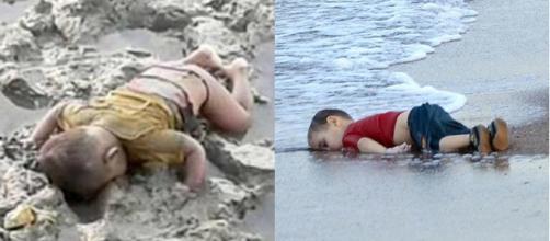 Ancora un'immagine sconvolgente che arriva dalla Birmania!