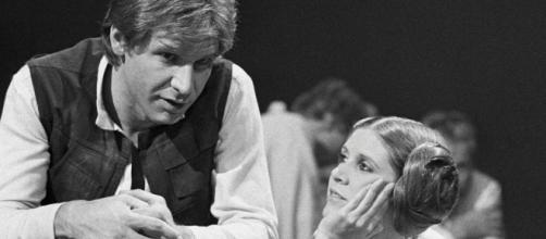 Carrie Fisher, la Princesa Leia, fallece el 27/12/2016 a los 60 años