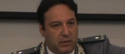 Donato Monaco, dirigente superiore del corpo forestale dello Stato