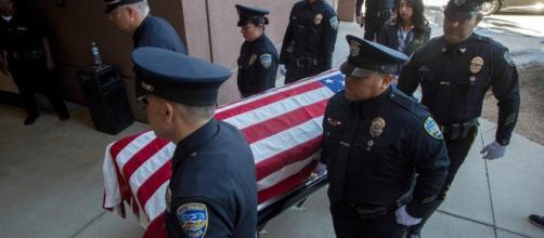 Fallen officers: 52 shot dead in the line of duty in 2016 | WTVR.com - wtvr.com