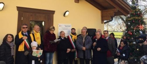 L'inaugurazione del nuovo asilo di Norcia donato da Casa Alessia e Mission Bambini