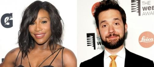 Serena Williams y Alexis Ohanian se casan
