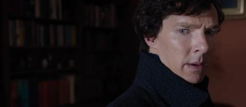 Sherlock Holmes (Benedict Cumberbatch) for season 4 of 'Sherlock'/Photo via screencap, 'Sherlock'/BBC