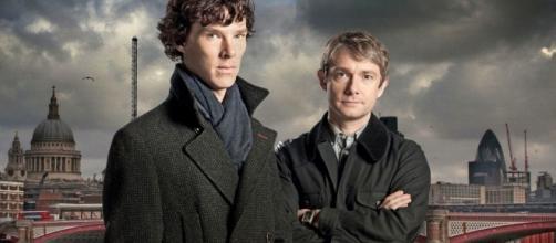 Sherlock: Series One « Hartswood Films - hartswoodfilms.co.uk