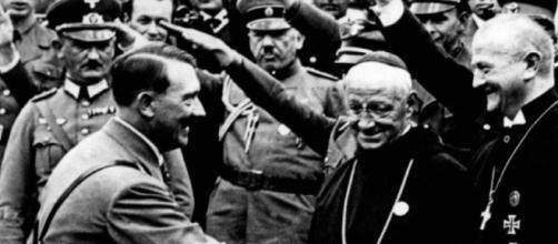 Une rencontre qui pose quelques questions sur l'Eglise catholique