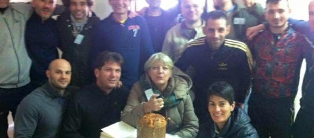 Amnistia e indulto, Rita Bernardini con i detenuti del carcere di Taranto