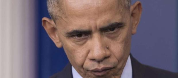 Auf einem diplomatischen Amoklauf? Barack Hussein Obama. (Fotoverantw./URG Suisse: Blasting.News Archiv)