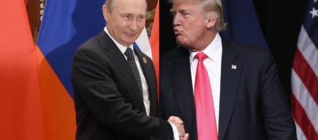 Donald Trump tweets more praise for Putin on Twitter - newrepublic.com