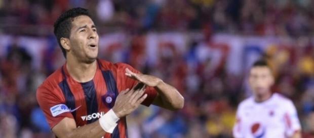 Flamengo realiza proposta para contar com Cecilio Dominguez para 2017 (Reprodução/Fernando Romero)