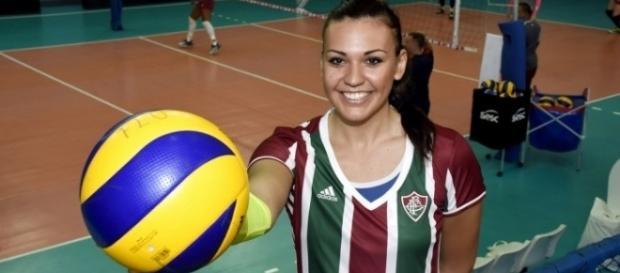 Fluminense acerta com ponteira Eva Chantava da Grécia para equipe de vôlei