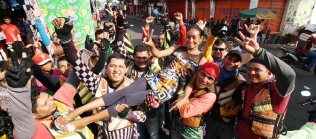 Francisca da Silva, a prostituta Coroca, ganha as eleições no Amazonas