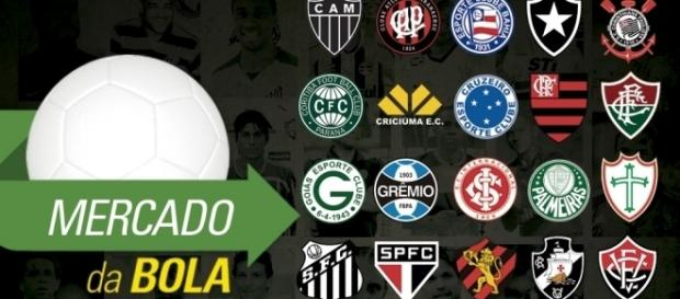Mercado da bola: clubes próximos de novos reforços