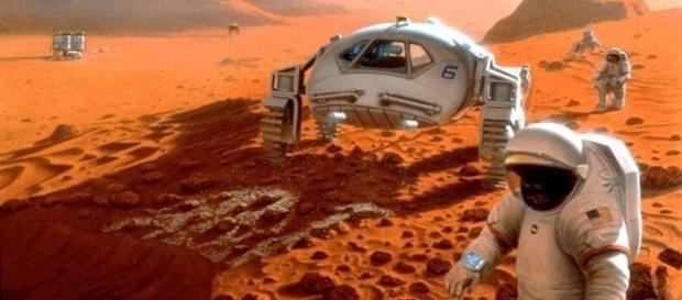 Nasa quer colonizar Marte nos próximos 13 anos