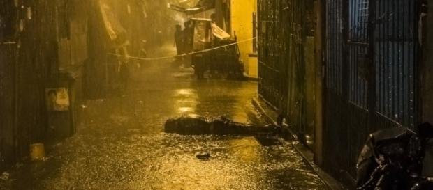 Ofiary wojen narkotykowych na Filipinach