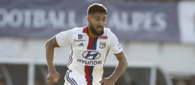 Olympique Lyonnais : La barbe de Nabil Fekir fait débat sur les ... - meltystyle.fr