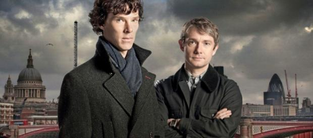 Sherlock: Series One « Hartswood Films - hartswoodfilms.co.uk