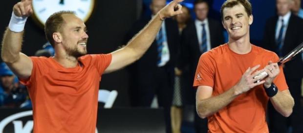 Soares e Murray brilharam em 2016