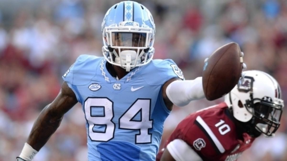detailed look cb475 acd11 Bug Howard stars for North Carolina in Sun Bowl