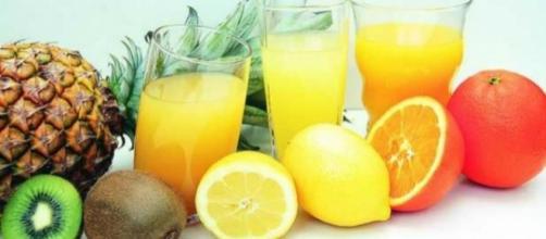 Dieta disintossicante per purificare l'organismo.