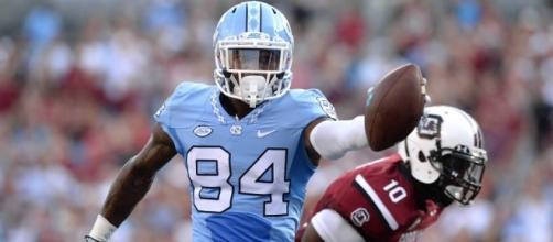 Photo Gallery: UNC Football Drops Opener to South Carolina 17-13 ... - goheels.com