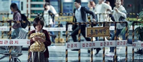 Soon-an Kim: atriz mirim com pompa de estrela de cinema internacional (divulgação)