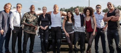 The Fate of the Furious (2017) - movieweb.com