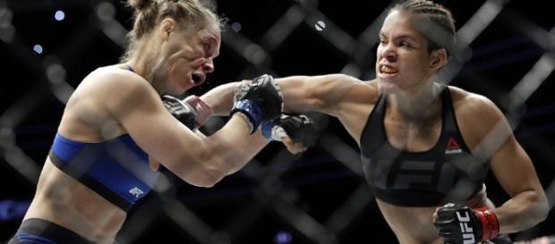 A impressionante vitória de Amanda Nunes sobre Ronda Rousey